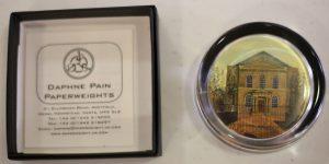 Paperweight-Wesleys-Chapel-1820s-1