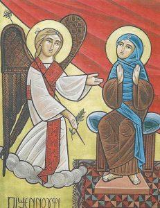 Stephane-Rene-The-Anunciation-postcard-1