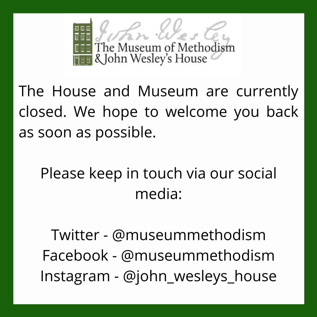 House & Museum Closed